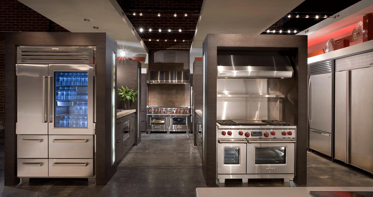 ... Stove Kitchen Design Stove Modern Kitchen Design Wolf Appliances ...